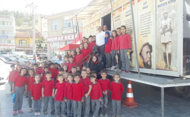 Çanakkale Gezici Müzesi Anadolu Turuna Devam Ediyor
