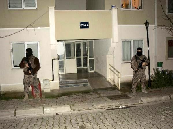 Çanakkale Merkezli 6 İlde Organize Suç Örgütüne Operasyon: 23 Gözaltı