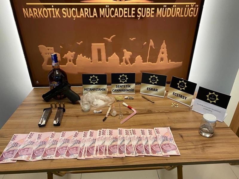 Çanakkale Uyuşturucu ve Kalpazan Operasyonu: 2 Gözaltı