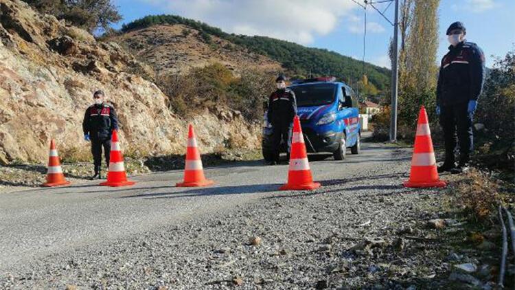 Çanakkale'de 2 Köy Karantinaya Alındı
