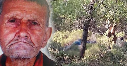 Çanakkale'de 4 Gün Önce Kaybolan Yaşlı Adam Ölü Bulundu