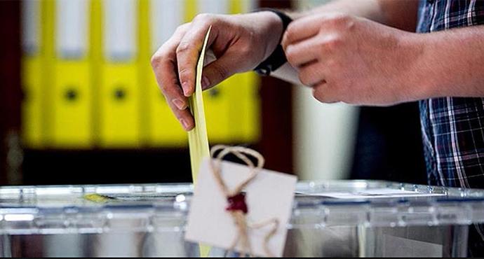 Çanakkale'de 410 Bin 125 Seçmen Oy Kullanacak