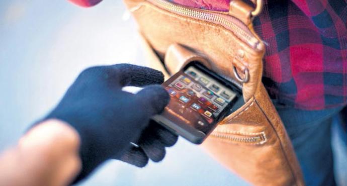 Çanakkale'de Cep Telefonu Hırsızlığı