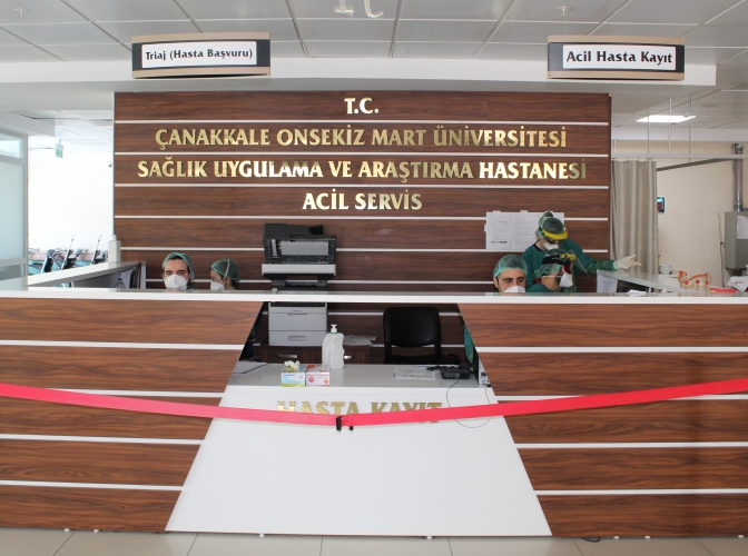 Çanakkale'de Covid-19 'u Yenen 4 Hasta Taburcu Oldu