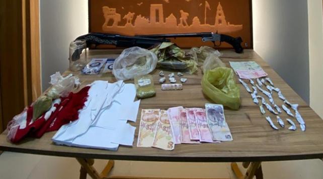 Çanakkale'de Hava ve Deniz Destekli Uyuşturucu Operasyonu: 20 Gözaltı