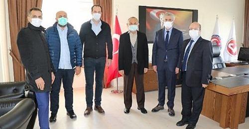 Çanakkale'de Maden Şirketlerinden Pandemi Hastanesine Malzeme Desteği