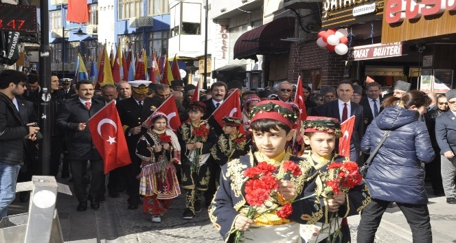 Çanakkale'de Zafer Haftası Kutlamaları Başladı