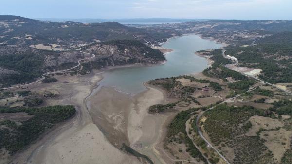 Çanakkale'nin İçme Suyunu Sağlayan Barajda Doluluk