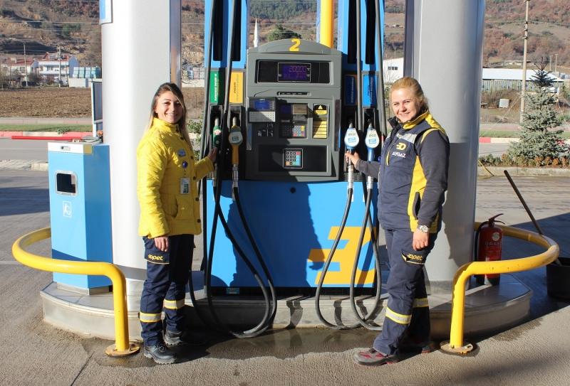 Çan'ın İlk Benzin Pompacısı Kadınları: Ezberleri Bozmak Bizim Elimizde
