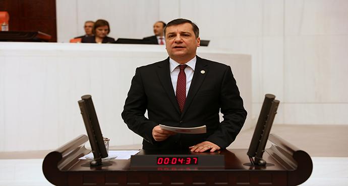 CHP Çanakkale Milletvekili CEYLAN Yaşasın 1 Mayıs
