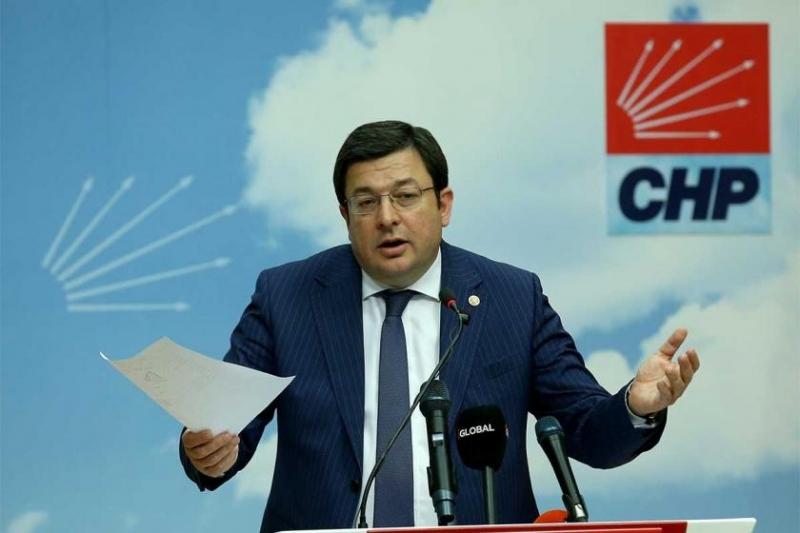 CHP'Lİ ERKEK: '10 BİN DOLAR ALAN SİYASETÇİ AÇIKLANSIN!'