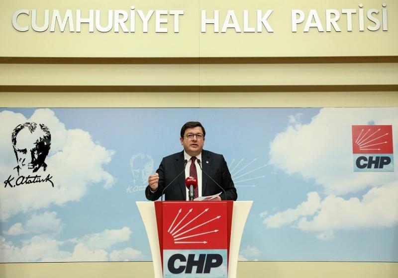 CHP'li Erkek: 'Adaletsizlik Pandemisi Yaşıyoruz'