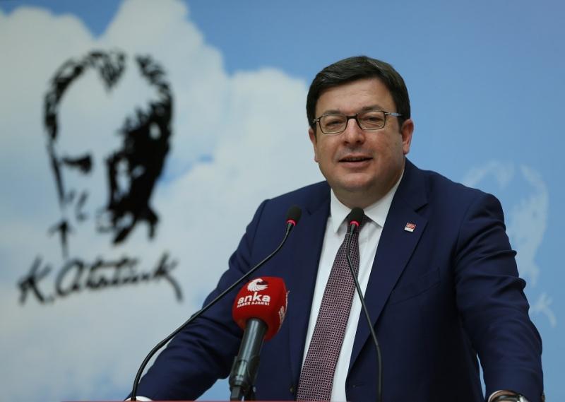 CHP'Lİ ERKEK: 'BAĞIMSIZLIK ATEŞİ YANMAYA DEVAM EDİYOR!'