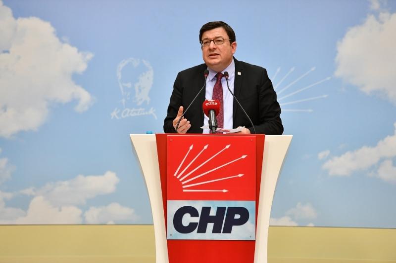 CHP'Lİ ERKEK:  'BİZİM ANDIMIZ ÇANAKKALE'DİR, ATATÜRK'TÜR'