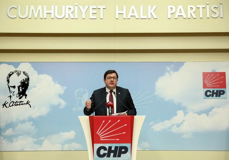 CHP'Lİ ERKEK: 'EGEMENLİK TEK BİR KİŞİYE BIRAKILAMAZ!'