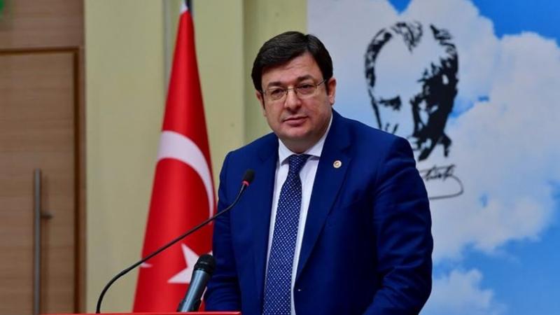"CHP'Lİ MUHARREM ERKEK: ""BİZ MUSTAFA KEMAL ATATÜRK'ÜZ!"""