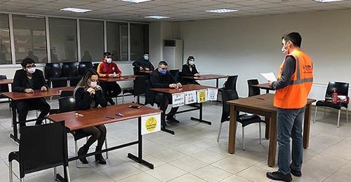 ÇTSO Taşınmaz Ticareti ve 2. El Motorlu Kara Taşıtları Sınavları Düzenledi