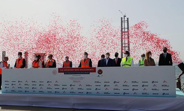 Cumhurbaşkanı Erdoğan: Çanakkale Boğazı'na Köprü İnşaatı Asırların Hayalidir