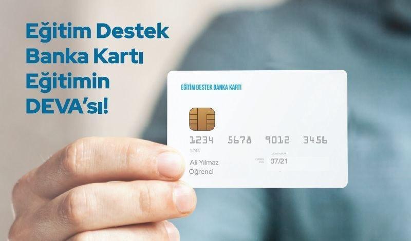 DEVA Partisi'nden öğrenciler için 'Eğitim Destek Banka Kartı'