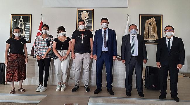 Eceabat'ta İŞKUR Programları  ve Hizmetleri Konulu Toplantı Düzenlendi