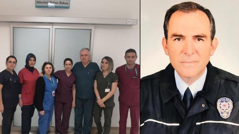 Emekli Polis, Organlarıyla 3 Kişiye Can Olacak