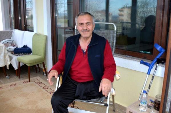 Engelli Vatandaştan, Kampanyaya Anlamlı Bağış