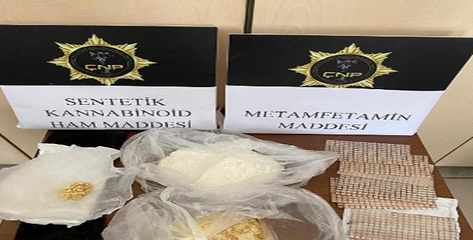 Gelibolu'da 1 Milyon TL Değerinde Uyuşturucu Ele Geçirildi