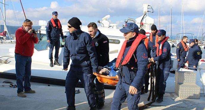 Gemide Rahatsızlanan Personel Hayatını Kaybetti