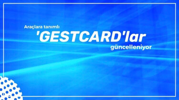 Gestcardlar Güncelleniyor…