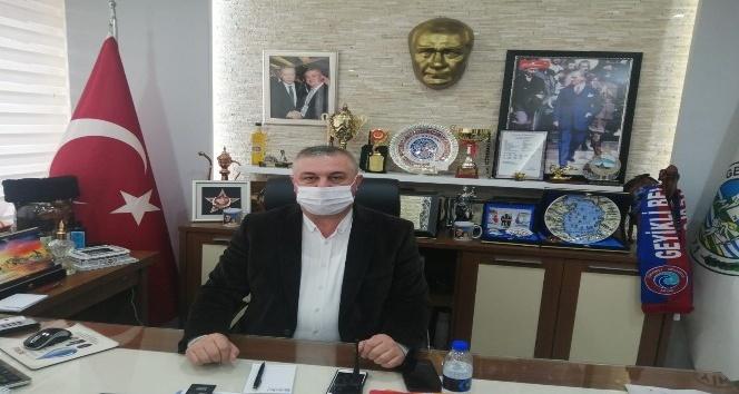 Geyikli'de Fahiş Fiyattan Maske Satanlara Geçit Verilmedi