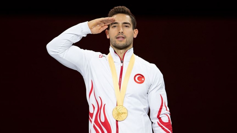 İbrahim Çolak Cimnastikte Dünya Şampiyonluğuna Uzanan İlk Türk Sporcu Oldu