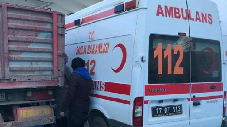 İçinde Ambulansın Olduğu Feribot, Poyraz Nedeniyle Gökçeada'ya Geri Döndü