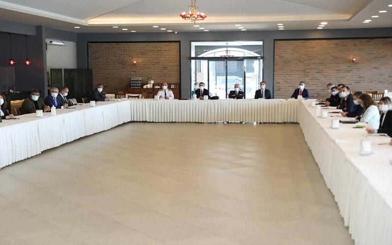 İl Pandemi Kurulu Toplantısı Gerçekleştirildi