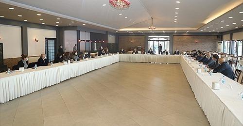 İl Pandemi Kurulu Toplantısında Yılbaşı İçin Alınan Tedbirler Değerlendirildi