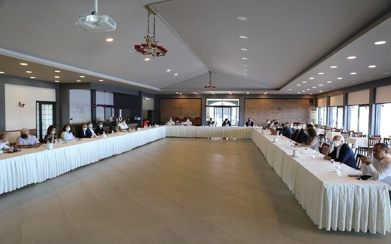 İl Pandemi Toplantısında Kurban Bayramı Tedbirleri Görüşüldü