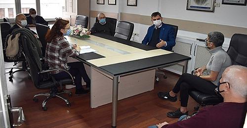 İŞKUR Yetkilileri, Görme Engelliler Dernek Üyelerine Hibe Desteklerini Anlattı