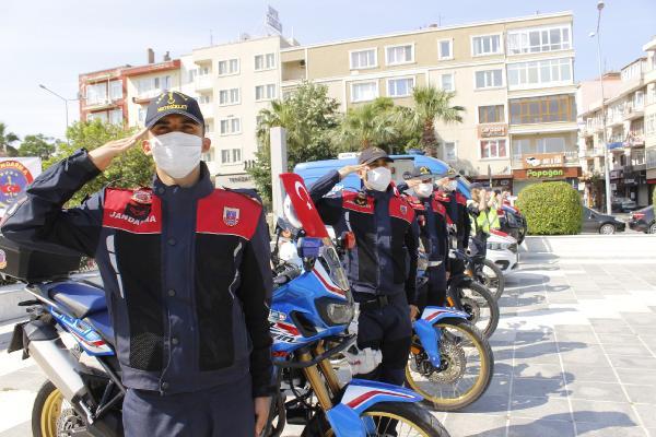 Jandarma'nın 181'inci Kuruluş Yılı, Sosyal Mesafeli Kutlandı