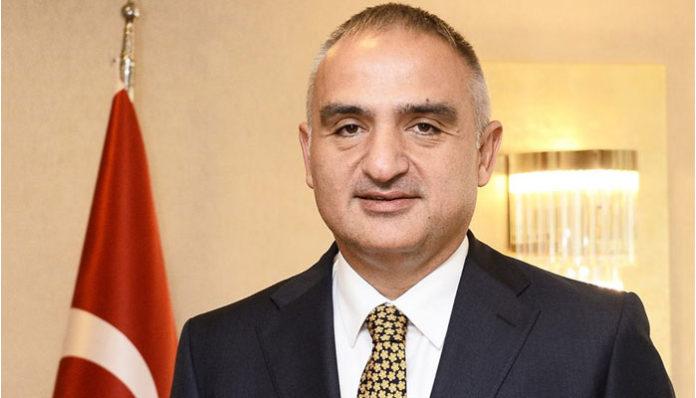 Kültür ve Turizm Bakanı Mehmet Nuri Ersoy Çanakkale'ye geliyor