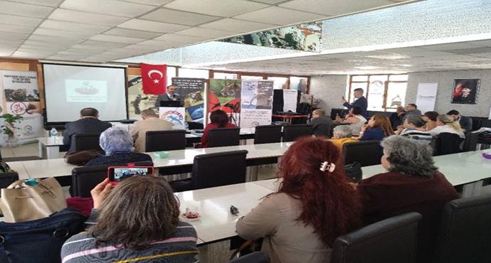 Lapseki'de Hayvan Hakları ve Yasalar Çalıştayı Yapıldı
