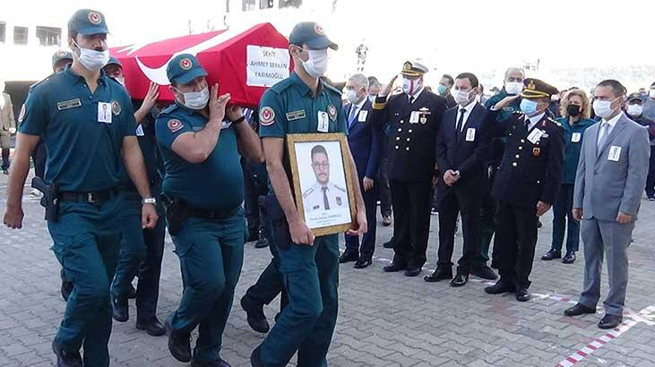Merdivenden Düşüp, Ölen Gümrük Muhafaza Memuru İçin Tören