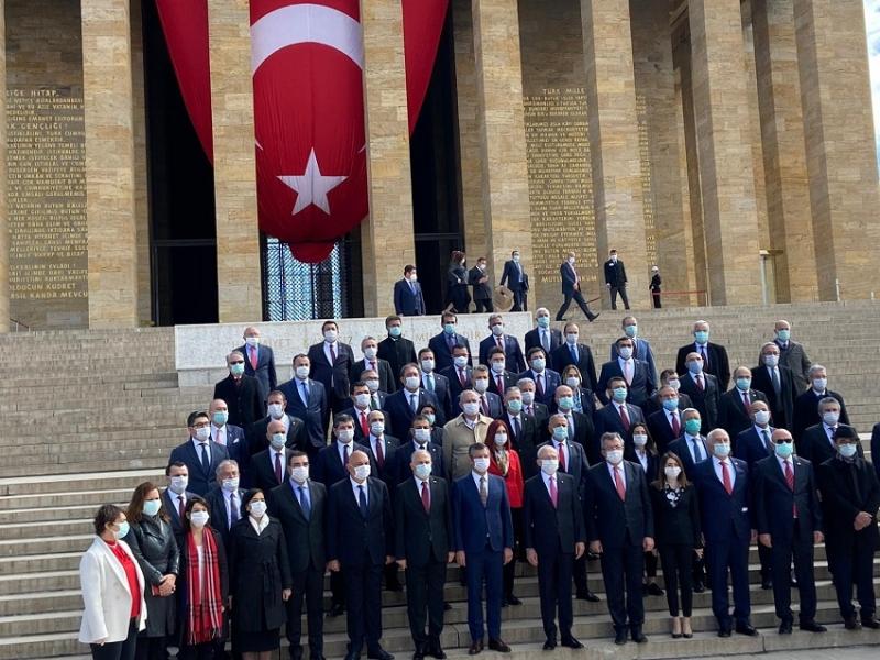Muharrem Erkek 23 Nisan'da Ankara'dan Seslendi