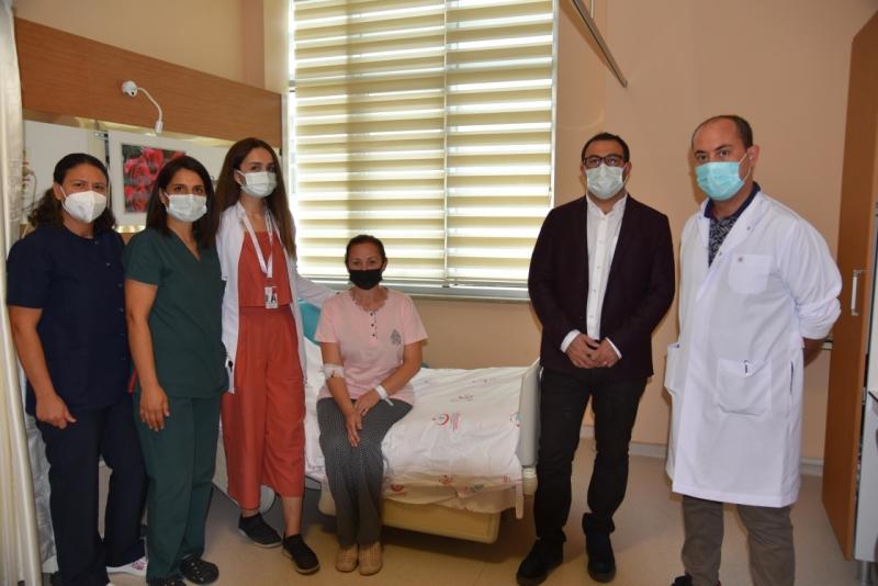 Rahim kanserinden kapalı ameliyat ile kurtulmak mümkün