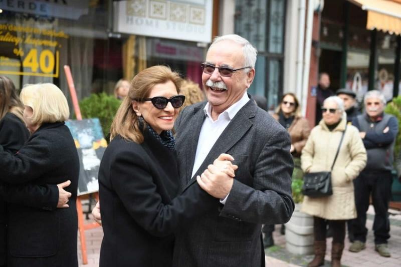 Sevgililer Günü Tarla Sokak'ta Kutlandı