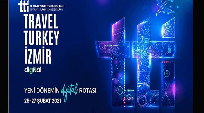 Travel Turkey İzmir Dijital Fuarı 25-27 Şubat'ta Gerçekleşecek