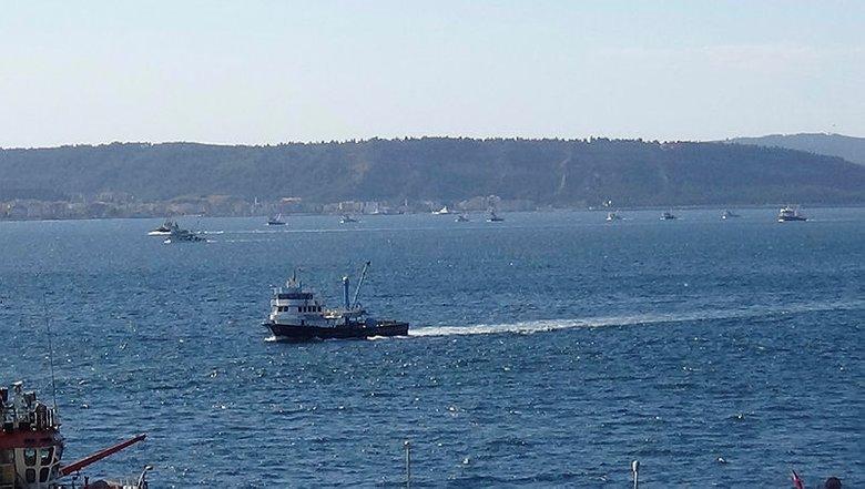 Trol Tekneleri, Ege'ye Av İçin İniyor