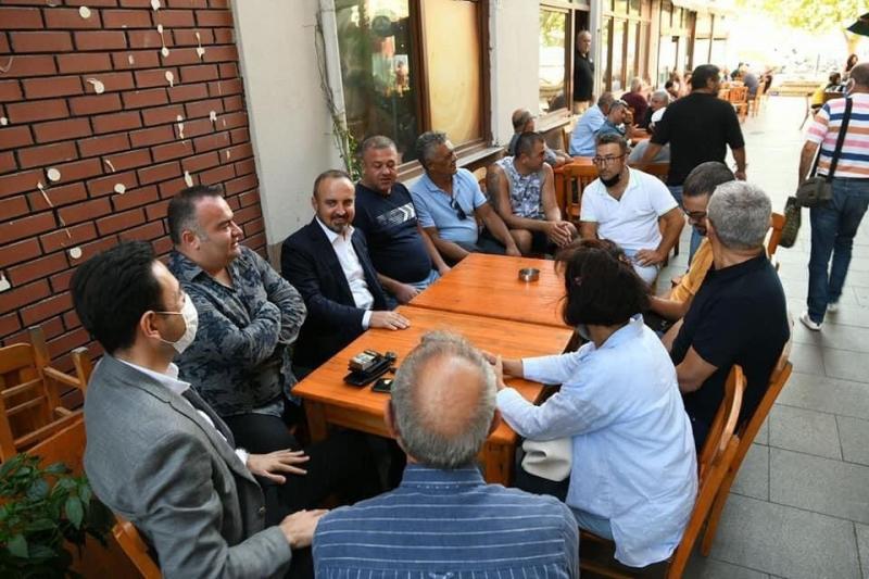 Turan: 'Balıkçılık sektörünü daha güçlü bir hale getireceğiz'