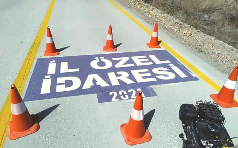 Turan, 'SSB yol çalışmalarına 50 km ilave yol yapımı eklenecek'