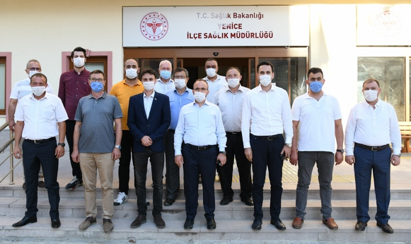 Turan; Ülke Olarak Pandemiye Karşı Bilimsel Makalelere Konu Olacak İyi Bir Yönetim Sergiliyor