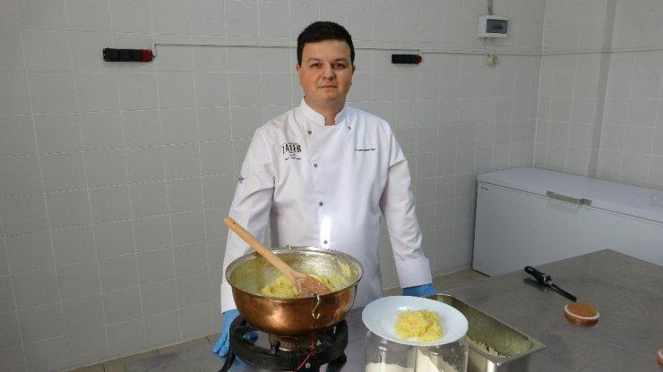 Türk Mutfağının 700 Yıllık Eşsiz Lezzeti: Gelibolu Peynir Helvası