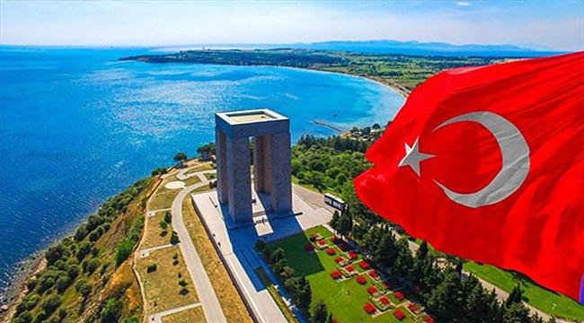 Vali AKTAŞ'ın 18 Mart Şehitleri Anma Günü ve Çanakkale Deniz Zaferi'nin 106. Yıl Dönümü Mesajı